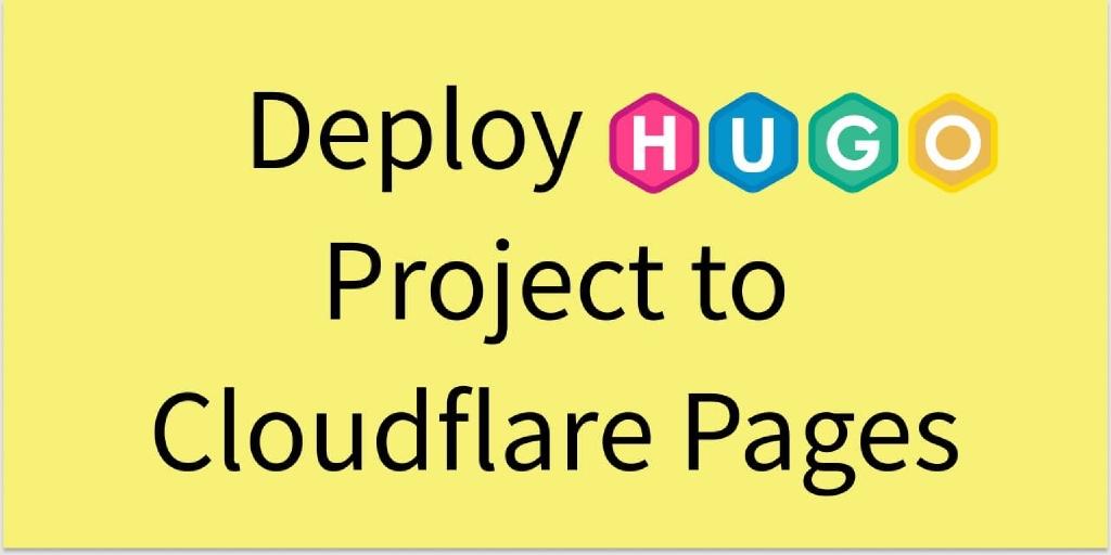 Hugo なサイトのホスティングに Cloudflare Pages を使ってみた所感