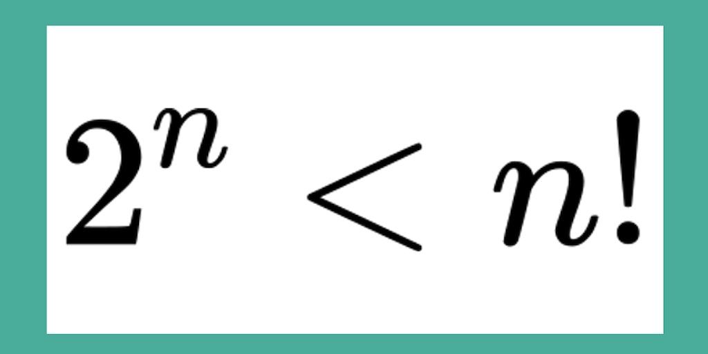 数学的帰納法と性質を利用したもの二通りの証明